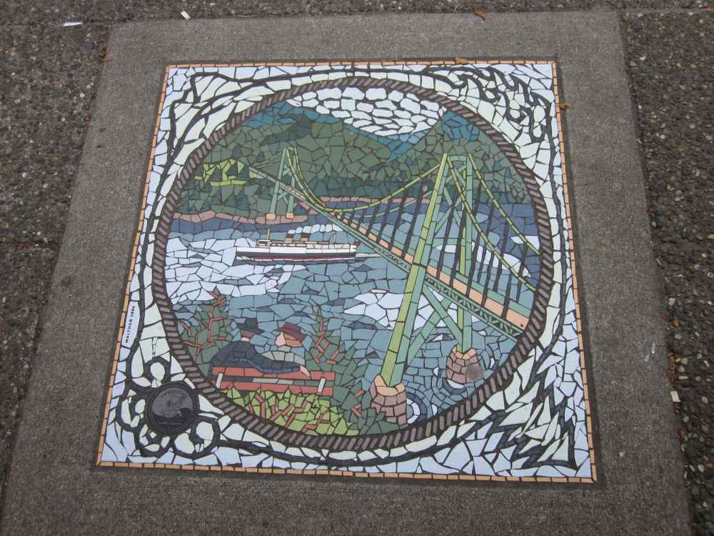 Vancouver, BC:  mostly a friendly city (1/5)