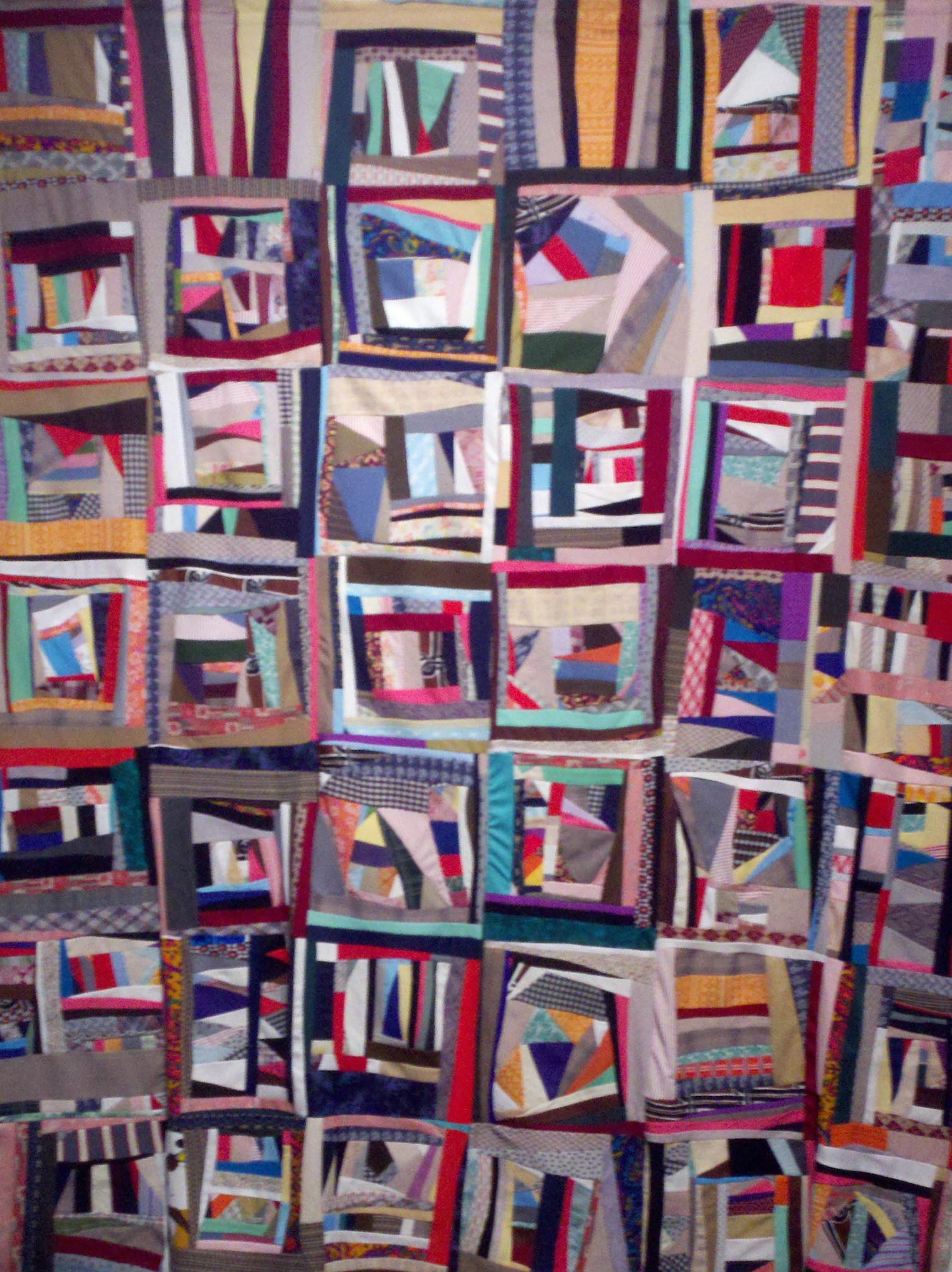 Quilts: links to art and family | Still Life : family quilts - Adamdwight.com
