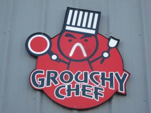 grouchy chef