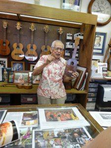 Fred Kamaka presentation