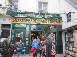 Shakespeare and Company, Left Bank