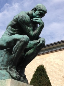 Thinking or procrastinating?