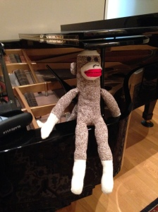 Sock monkey I made