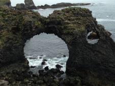 peninsula rock
